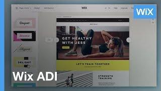 Wix.com Introducing Wix ADI | Artificial Design Intelligence | The Future of Website Building