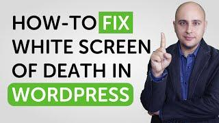 How-to Fix WordPress Code Errors WSOD That You Caused
