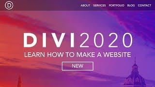 How To Make A Wordpress Website 2020 | Divi 4.0 Tutorial