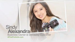 Sindy Alexandra | GoDaddy Customer Story