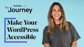 How to Make Your WordPress More Accessible