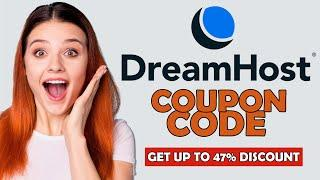 Dreamhost Coupon Code: The BEST PROMO you'll GET!!!!