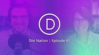 """""""Follow Your Joy!"""" with Kathy Kroll Romana - The Divi Nation Podcast, Episode 41"""