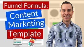 Perfect Content Marketing Template – Attract Leads and Generate Sales On Autopilot (Funnel Map)