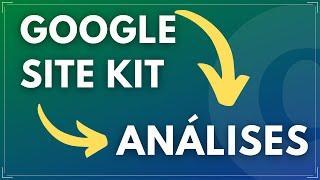 GOOGLE SITE KIT   Como Conectar Analytics e Search Console no WordPress 2021