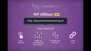 No #1 URL Shortener Plugin for WordPress - URL Shortener Pro by MyThemeShop