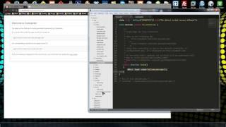 Codeigniter App Part 2 - Installation and Configuration