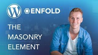 Wordpress Enfold Theme | Masonry