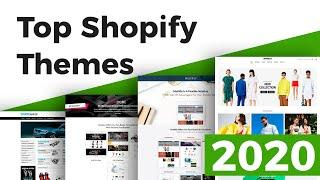 14 BEST Shopify Themes 2020: Demonstration In Detail