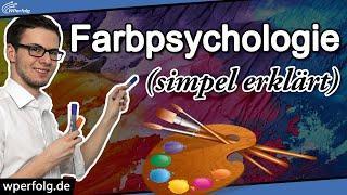 Website FARBPSYCHOLOGIE (2021):  Perfekte Farbe finden! | Marketing, Werbung, Webdesign