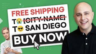 How To Show Your Website Visitors City Name To Personalize & Increase Conversions [WOW]