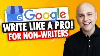 How To Write Sales Boosting Posts For Your Google My Business Listing GMB & Automate Everything