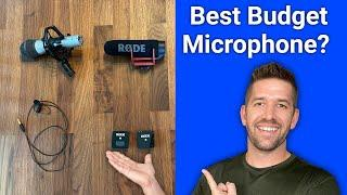 5 Great Budget Microphones for Creating Content in 2021 - Side By Side Comparison