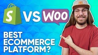 Shopify vs. WooCommerce 2021 | Best eCommerce Platform for Your Online Store?