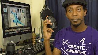 Nikon DSLR Camera 18-55mm Kit Lens Review