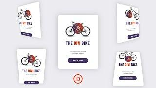 How to Create a Dynamic 3D Mousemove Animation Effect in Divi