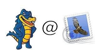 Configure a Hostgator email account with Mac Mail
