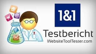 1&1 MyWebsite (Do-It-Yourself Homepage) Business im Test