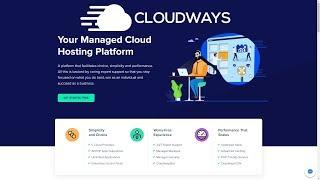 ᐉ CLOUDWAYS Cloud Hosting Platform - Overview by Best Web Hosting