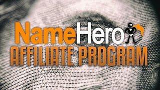 NameHero Affiliate Program vs. Reseller Hosting - How To Make The Most Money With Web Hosting?