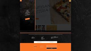 Download a FREE Header and Footer for Divi's Pizzeria Layout Pack