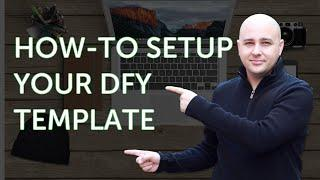 How to Setup My DFY WordPress Website Templates - It's Fast & Easy