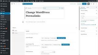 How To Change Permalinks In WordPress - URLs Customization Guide