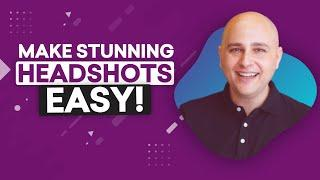 How To Make Stunning Headshot Graphics In 5 Minutes Using A Free Online Graphics Tool