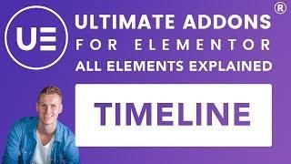 Ultimate Addons Elementor | Timeline