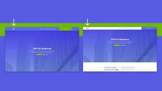 How to Change Your Sticky Logo on Scroll with Divi