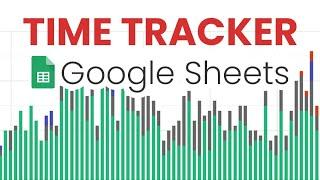 Time Tracking App: Google Sheet That Automatically Logs Your Hours for Better Time Management