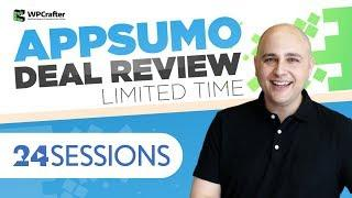 24Sessions Review - DON'T MISS THIS ONE! Frictionless Custom Branded Video Meetings + Tons More