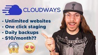I Found my DREAM WordPress Host! | Cloudways Review