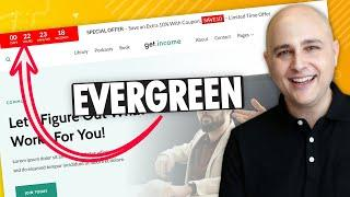 How To Make An Evergreen Countdown Timer For WordPress Gutenberg Blocks