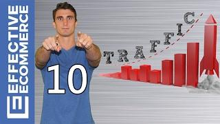 10 Ways to Get More Traffic and Visitors to Your Online  Store