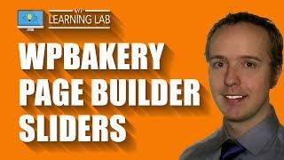 WPBakery Page Builder Slider (or Carousel) Is Easily Customizable - WPBakery Tutorials Part 6