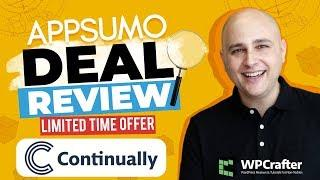 Continually Review - Easiest Website Bot Builder I Have Used But With Some Gotchas
