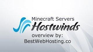 ᐉ HOSTWINDS MINECRAFT SERVER HOSTING - overview by Best Web Hosting
