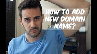 Addon Domains - How To Add a New Domain Name To Your Hosting Account