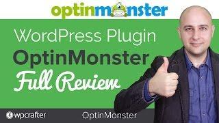 OptinMonster Review & Demo - WordPress Popup Plugins Reviewed
