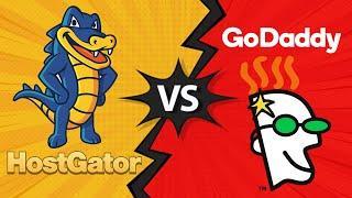 HostGator vs GoDaddy | In Depth Comparison (Best Web Host 2020)