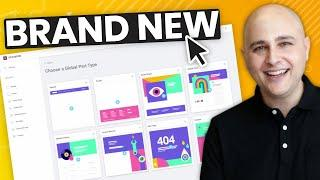 Brand New Elementor Theme Builder - Reaction! Did they fix the worst part of Elementor?