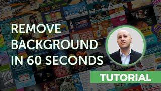 How-to Remove The Background From Any Image In 60 Seconds Or Less