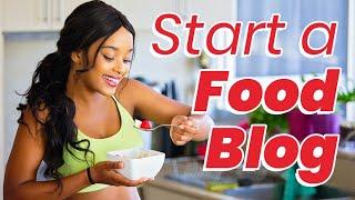 How to Start a Food Blog with WordPress & Make Money with WooCommerce (Step-by-Step Tutorial)