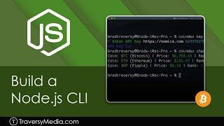 Node.js CLI For Cryptocurrency Prices