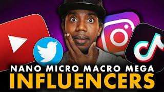 How Many Followers Do You NEED for PAID Brand Deals?  (Every Type of Influencer Explained)