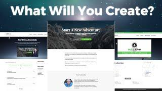 What makes this template so amazing - How To Create An Online Course Website