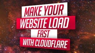 How To Make Your Website Load Fast With Cloudflare Railgun