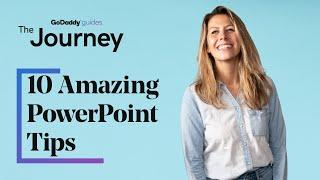10 PowerPoint Tips to Create an Amazing Presentation