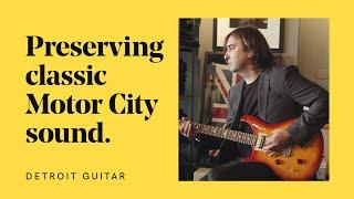 Detroit Guitar Store Keeps the Sounds and Soul of the City Alive   Icons of Detroit